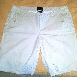 Torrid Khaki Shorts